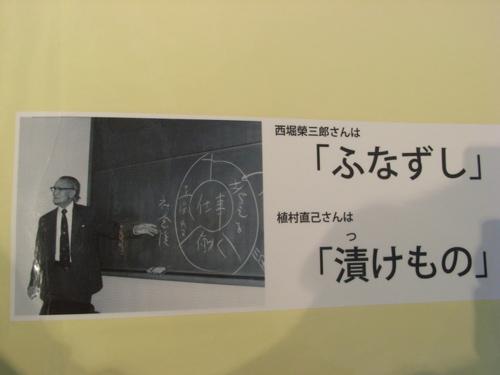 <西堀栄三郎クイズ答え>