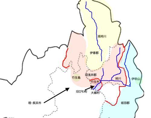 <話している内容の地図>