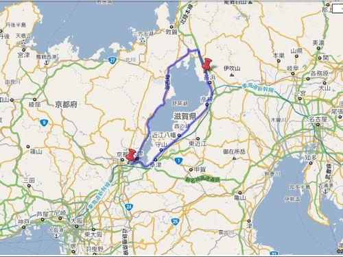 <琵琶湖環状線>