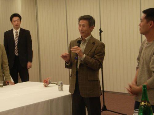 <澤上氏 2009.11 大阪にて>