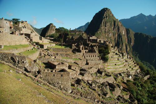 <PERU Machu Picchu>