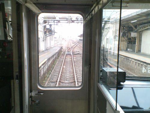 <東海道本線の車窓から>