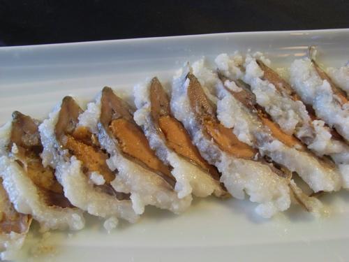 <鮒寿司はどちらかと言うと漬物だ>