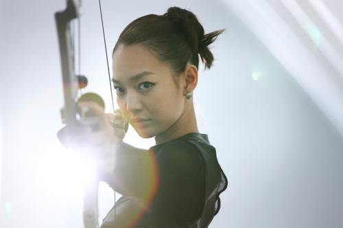 <イメージ 防矢を射る姫>